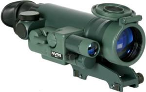 Yukon NVRS Titanium 1.5x42 Night Vision Rifle Scope, Weaver Mount