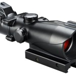 Bushnell AR Optics 1x MP Illuminated Red/Green T-Dot Reticle Riflescope, 1x32mm