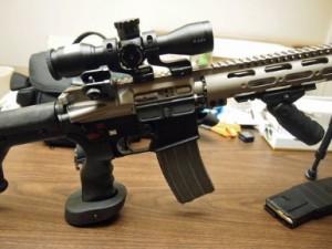 Nikon P-223 3x32 Matte BDC Carbine