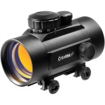 Barska Red Dot Riflescope, Black Matte