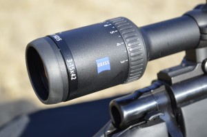 best rifle scope under 500