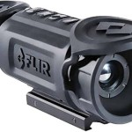 FLIR Systems RS64 1.1-9X Thermal Night Vision Riflescope, Black, 640x480, 35mm 431-0007-05-01