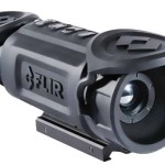FLIR Systems RS32 1.25-5X Thermal Night Vision Riflescope, Black, 320x240, 19mm 431-0017-02-00