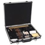 Allen Company Gun Cleaning Kit (in Aluminum Box, 60 Piece)
