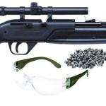 Crosman Air Rifle Kit