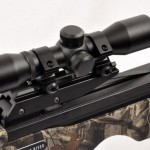 Raging River Crossbow 4X32 Muti-reticle Scope