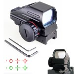 Generic Holographic Red and Green Dot Sight Tactical Reflex 3 Different Reticles