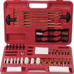 Outers Universal 62-Piece Blow Molded Gun Cleaning Kit
