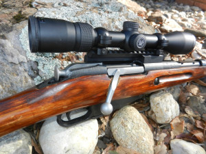 Mosi-Nagant Scopes