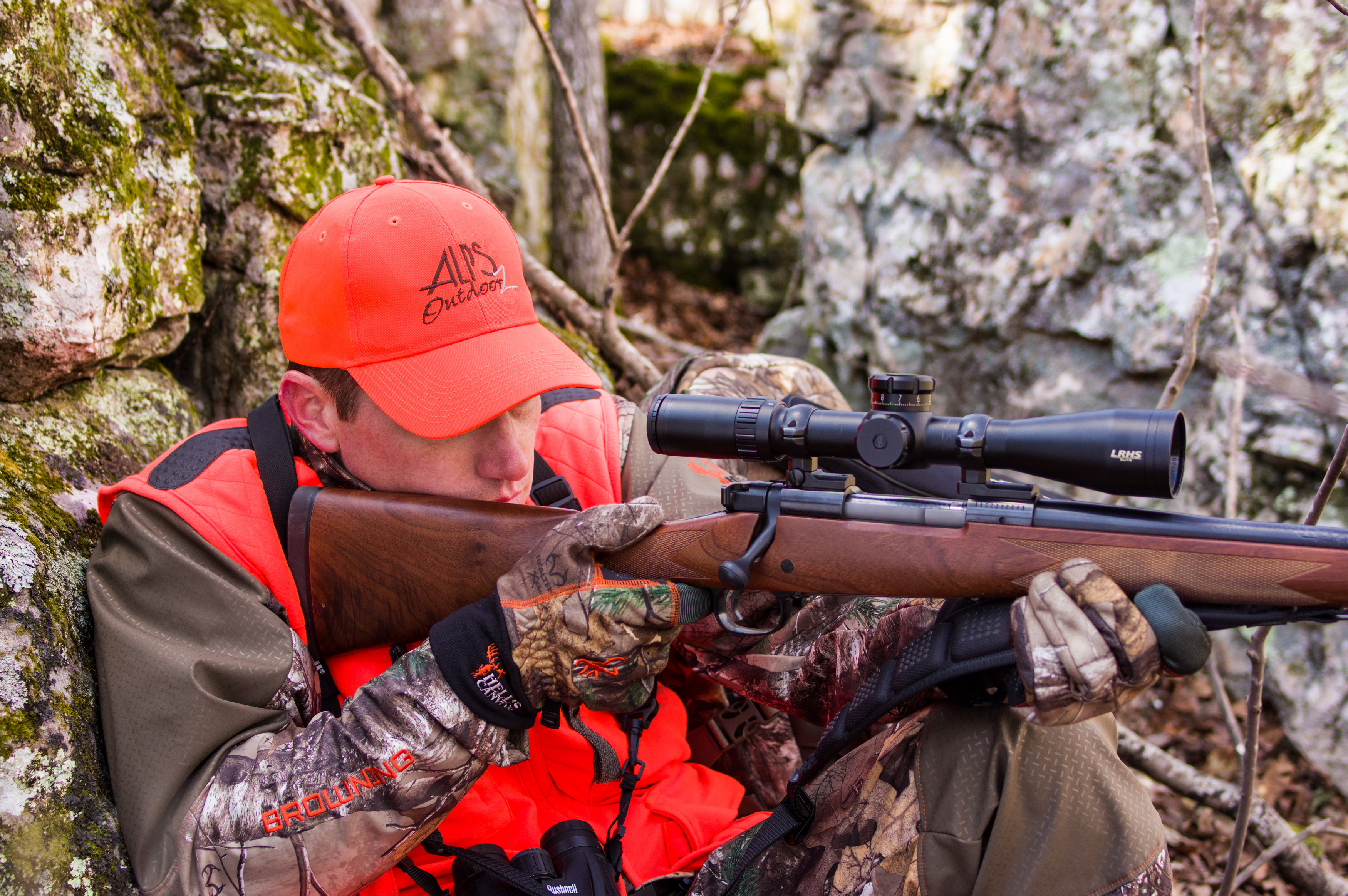 Hunter- Ruger pellet gun