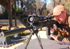 boar hunting scope