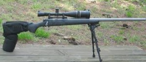 22 250 rifle scope
