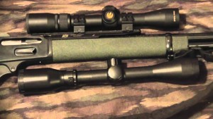 30 30 lever action rifle scopes