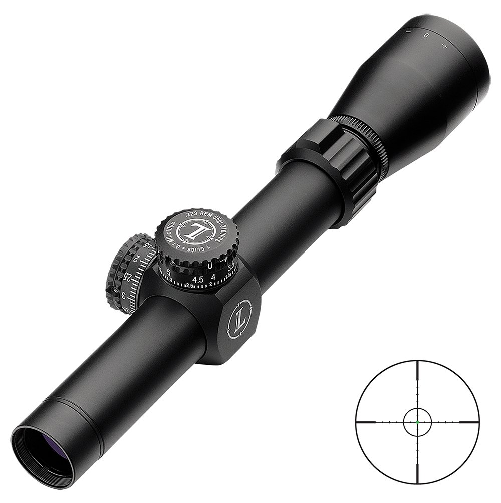 Leupold 115387 Mark AR Rifle Scope, 1.5-4x20