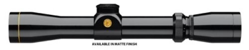 Leupold VX-1 113872 Rimfire Scope, Black Matte