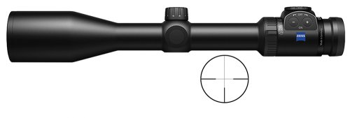 Zeiss Conquest DL 1.2–5x36 Rifle Scope with Illuminated Reticle